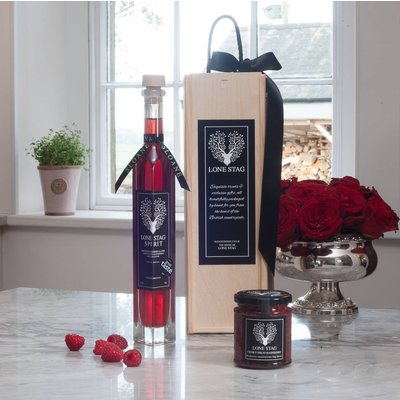 Valentine Award Winning Luxury Craft Gin Foodies Dream