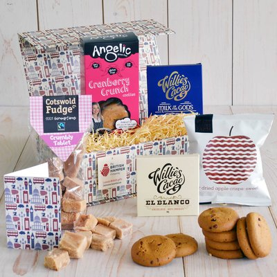 Gluten Free British Sweet Treats Gift