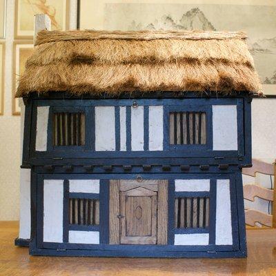 Jacobean Style Tudor Yeoman Countryman's Dolls House