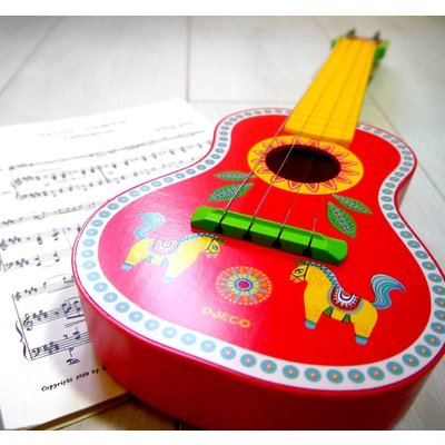 Child's Toy Guitar