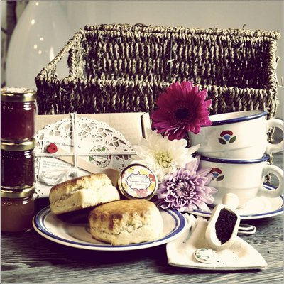 Luxury Vintage Afternoon Tea Hamper