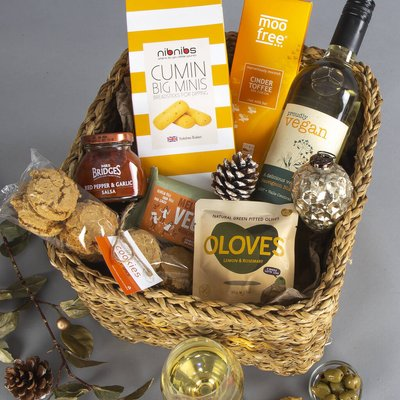 The Vegan Basket Gift Hamper