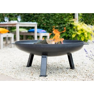 Medium Industrial Style Firepit