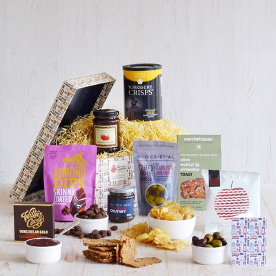 Deluxe Vegan Hamper