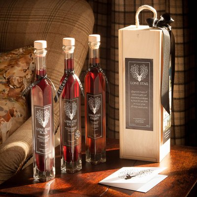 Fruit Infused Gin Gift Set