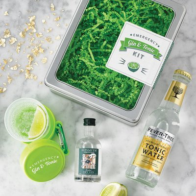 Emergency Gin And Tonic Kit