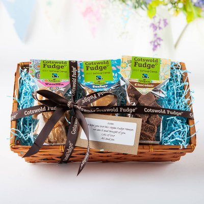 The Vegan Fudge Hamper
