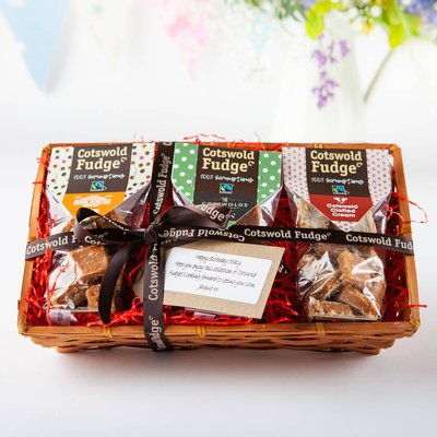 The Cotswold Collection Fudge Hamper