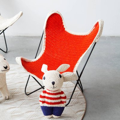 Kids Butterfly Chair