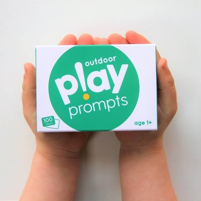 Outdoor Play Prompts Activity Cards