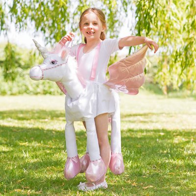 Ride On Unicorn Light And Sound Costume