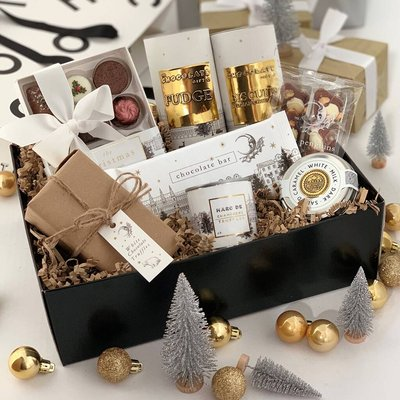 The Festive Family Chocolate Gift Hamper