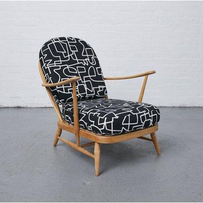 Ercol Windsor Chair Zag Zig