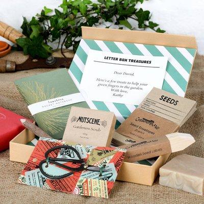 Gardeners Letter Box Hamper