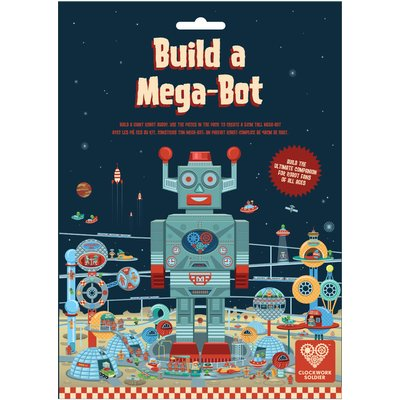 Build A Mega Bot Giant Robot