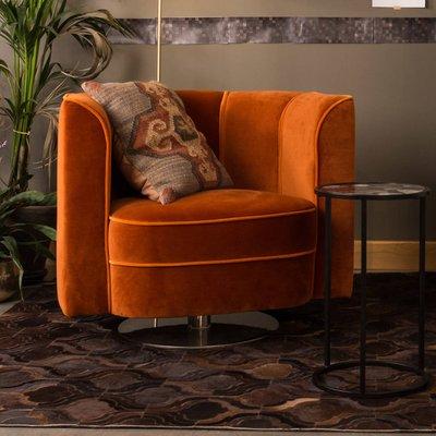 Art Nouveau Tub Chair