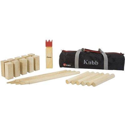 Kubb Garden Throwing Game Set