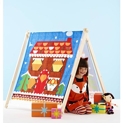 Play Den Tent Gingerbread House