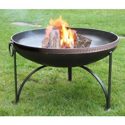 Mosaic Band Plain Jane Firepit
