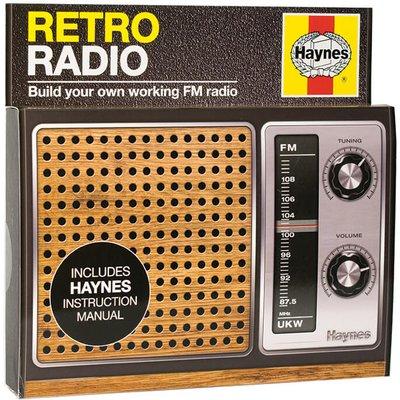 Haynes - Retro Radio Kit