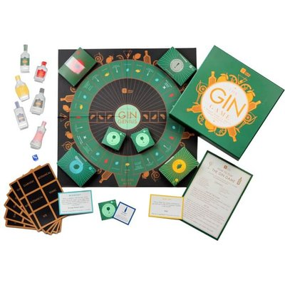 The Gin Boardgame