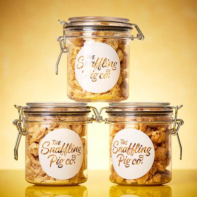 Pig 'N' Mix: Small Sweet & Bold Pork Crackling Gift Set