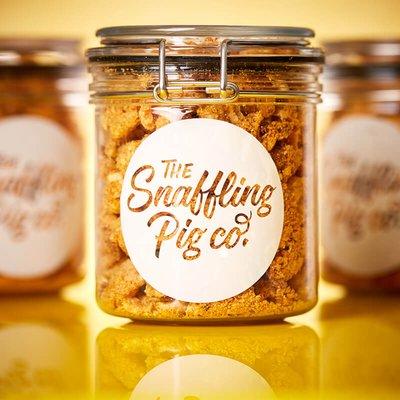 Pig 'N' Mix: Piggin' Hot Stuff Pork Crackling Gift Set