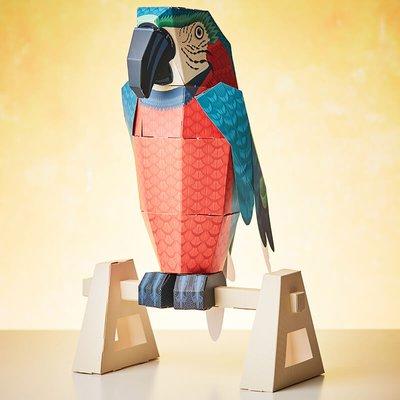 Build a Parrot on a Perch