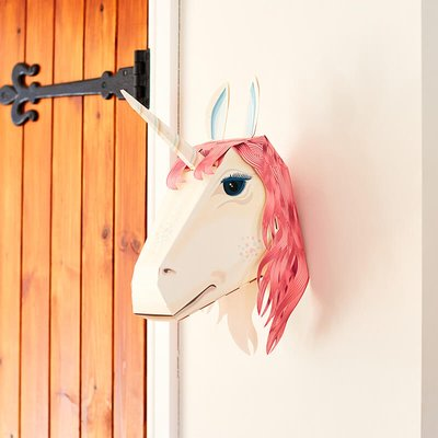 Build a Magical Unicorn Friend