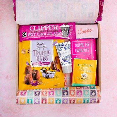 Pamper Box Letterbox Hamper