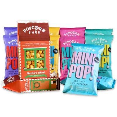 Vegan Popcorn Bundle