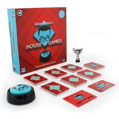 Richard Osman's House of Games Board Game
