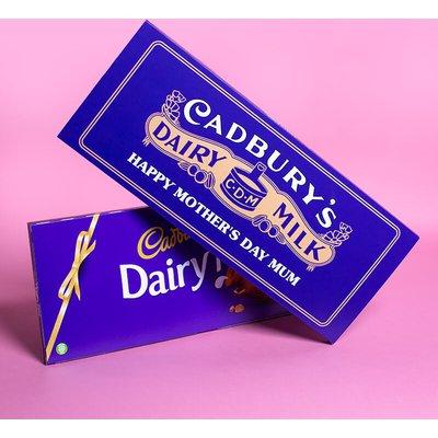 Personalised Cadbury Dairy Milk Retro 1915 Design - 850g