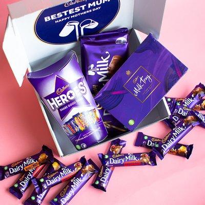 Personalised Cadbury Mothers Day Hamper