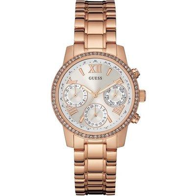 Guess Ladies Mini Sunrise Watch  W0623L2  - 091661452291