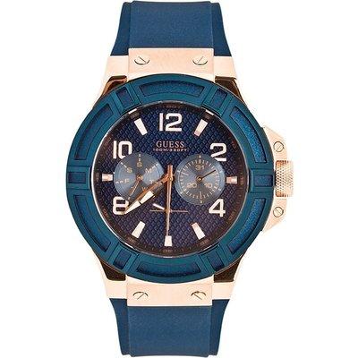 Guess Men s Rigor Watch  W0247G3  - 091661430770