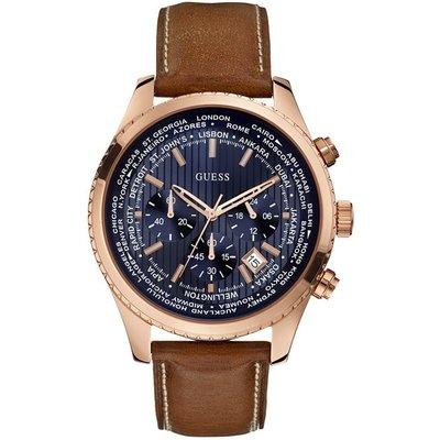 Guess Men s Pursuit Chronograph Watch  W0500G1  - 091661441288