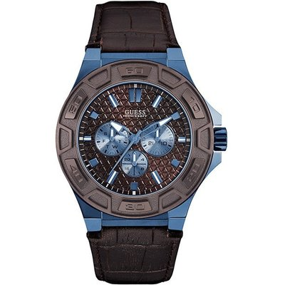 Guess Force Mens Watch  W0674GS  - 91661459177