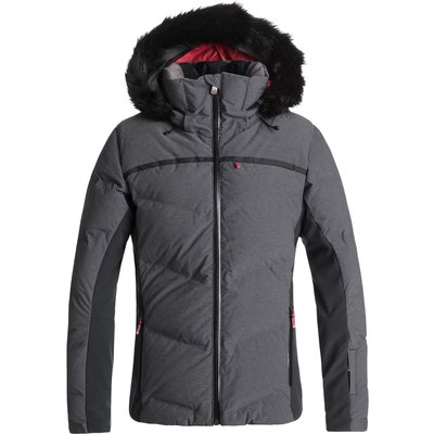 Roxy Womens Snowstorm Ski Jacket - True Black