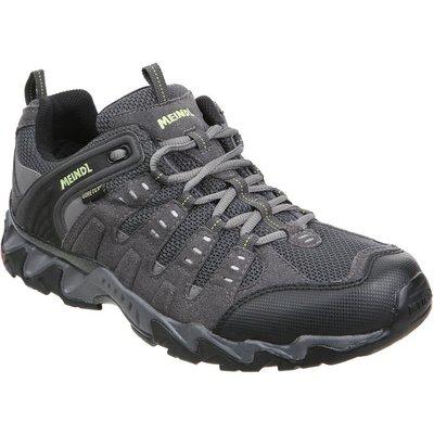 Meindl Mens Respond GTX Trail Shoe - Anthracite Lemon