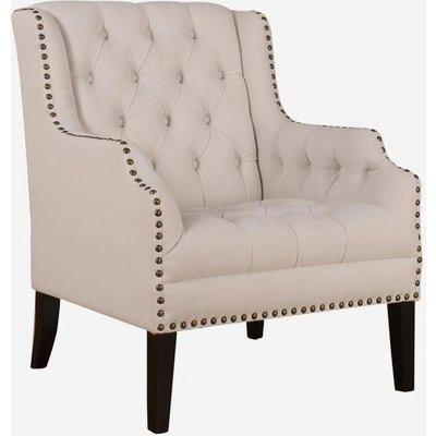 Andrew Martin Bassett Chair in Cream
