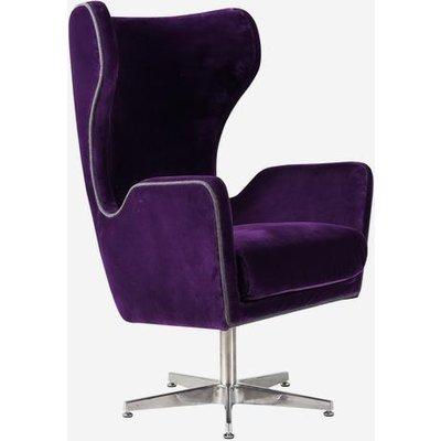 Andrew Martin Wham Bam Chair, Grape Escape