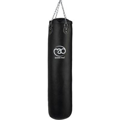 Boxing Mad Heavy Duty PVC Punch Bag   120cm x 30cm - 5060045902252