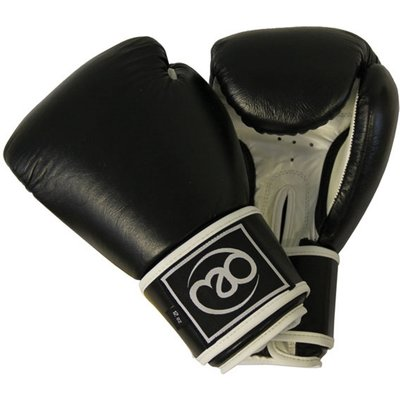 Boxing Mad Leather Pro Sparring Glove   16oz - 5060045901378