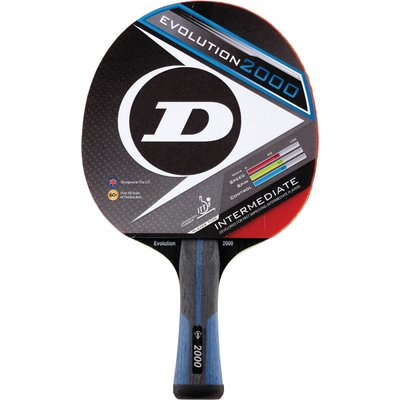 5013317421982 | Dunlop Evolution 2000 Table Tennis Bat