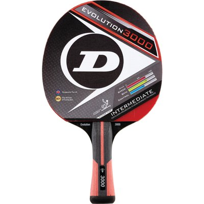 5013317421975 | Dunlop Evolution 3000 Table Tennis Bat