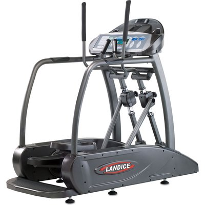 Landice E9 Elliptical Cross Trainer - Pro Trainer