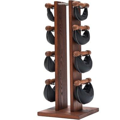 NOHrD by WaterRower Club Swing Tower Swing Bells Set