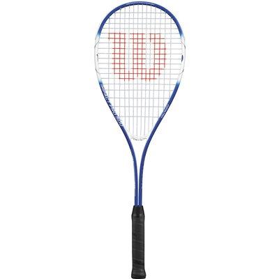 Wilson Impact Pro 500 Squash Racket   Blue White - 0887768477875