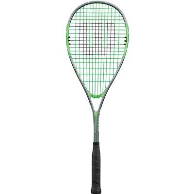 Wilson Impact Pro 900 Squash Racket   Grey Green - 0887768477868